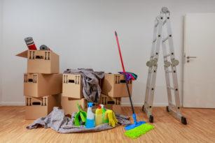 Как сделать качественную уборку после ремонта?